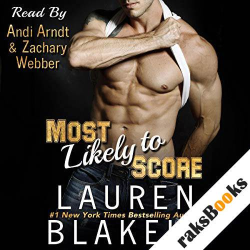 Most Likely to Score audiobook cover art