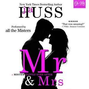 Mr. & Mrs. audiobook cover art
