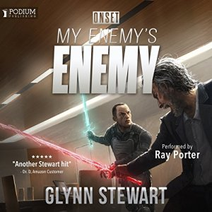 My Enemy's Enemy audiobook cover art