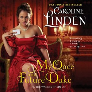 My Once and Future Duke audiobook cover art
