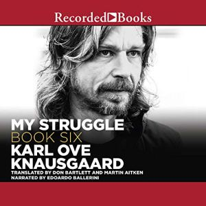 My Struggle, Book 6 audiobook cover art