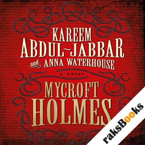Mycroft Holmes audiobook cover art