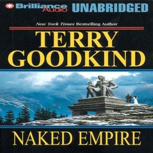 Naked Empire audiobook cover art