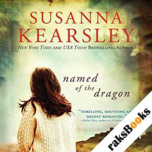 Named of the Dragon audiobook cover art