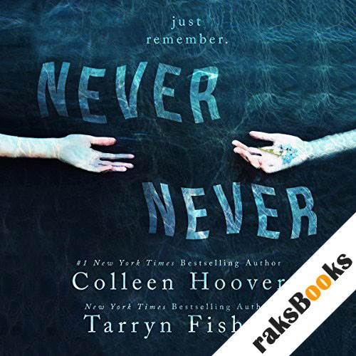 Never Never: Part One audiobook cover art