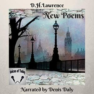 New Poems audiobook cover art
