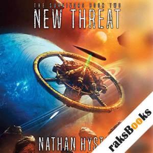New Threat audiobook cover art