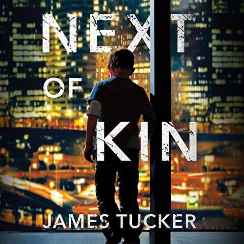 Next of Kin audiobook cover art