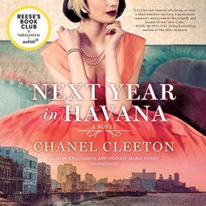 Next Year in Havana audiobook cover art