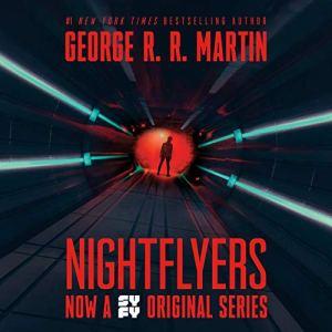Nightflyers audiobook cover art