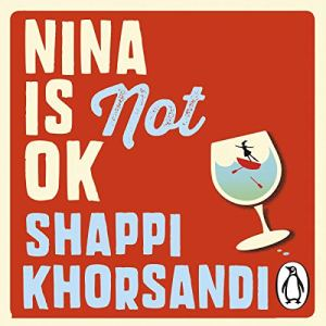Nina Is Not OK audiobook cover art