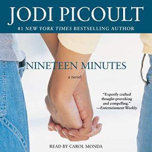 Nineteen Minutes audiobook cover art