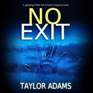 No Exit audiobook cover art