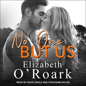 No One but Us audiobook cover art