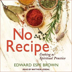 No Recipe audiobook cover art