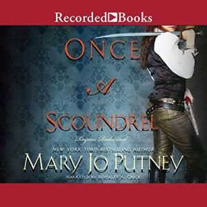 Once a Scoundrel audiobook cover art
