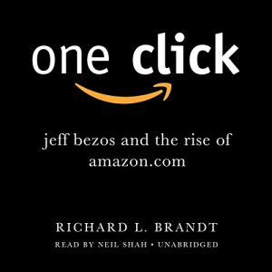 One Click audiobook cover art