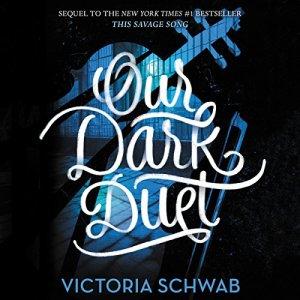 Our Dark Duet audiobook cover art