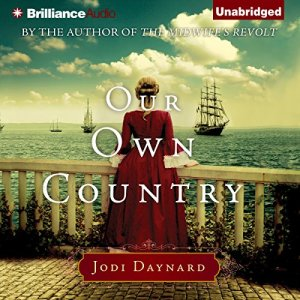 Our Own Country audiobook cover art