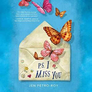 P.S. I Miss You audiobook cover art
