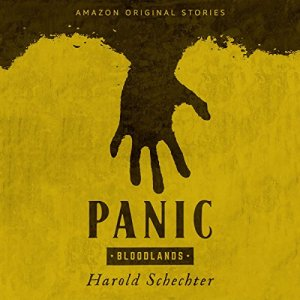 Panic audiobook cover art