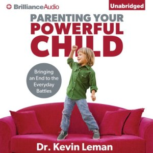 Parenting Your Powerful Child audiobook cover art