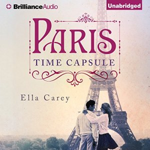 Paris Time Capsule audiobook cover art