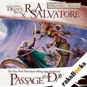 Passage to Dawn audiobook cover art