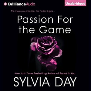 Passion for the Game audiobook cover art