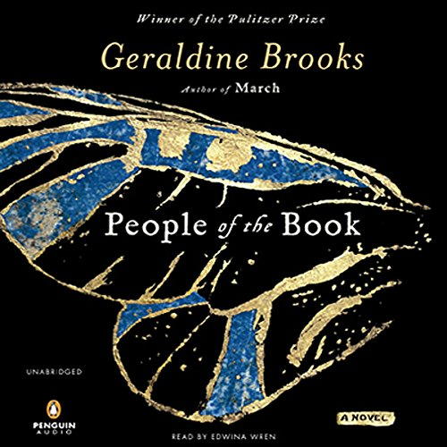 People of the Book audiobook cover art