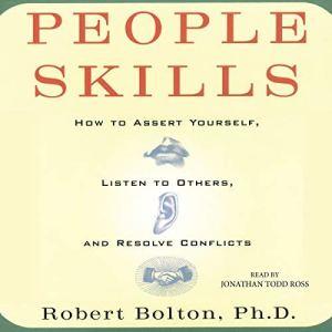 People Skills audiobook cover art