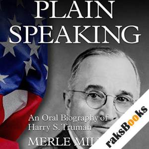 Plain Speaking audiobook cover art