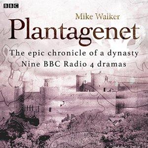 Plantagenet audiobook cover art