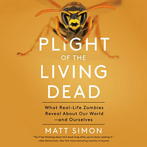 Plight of the Living Dead audiobook cover art