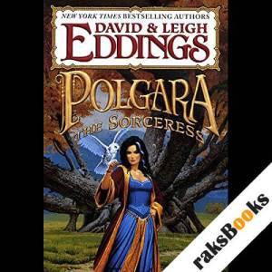 Polgara the Sorceress audiobook cover art