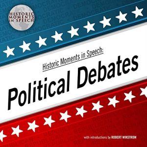 Political Debates audiobook cover art