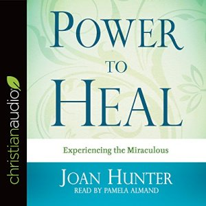 Power to Heal audiobook cover art