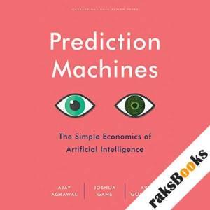 Prediction Machines audiobook cover art