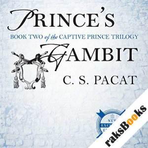 Prince's Gambit audiobook cover art