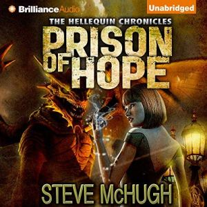 Prison of Hope audiobook cover art