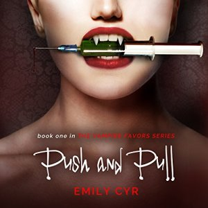 Push and Pull audiobook cover art