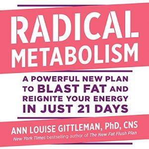Radical Metabolism audiobook cover art
