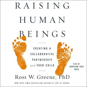 Raising Human Beings audiobook cover art