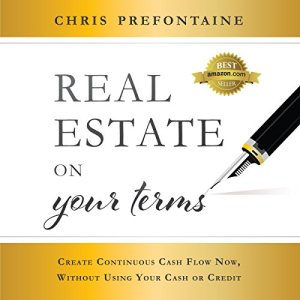Real Estate on Your Terms audiobook cover art