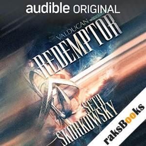 Redemptor audiobook cover art