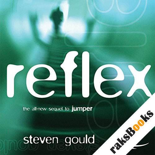 Reflex audiobook cover art
