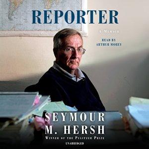 Reporter audiobook cover art