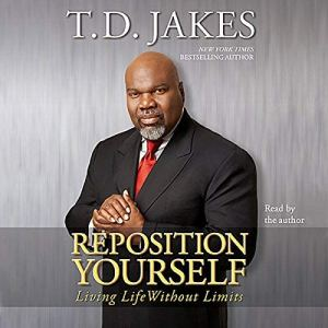 Reposition Yourself audiobook cover art