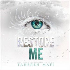 Restore Me audiobook cover art