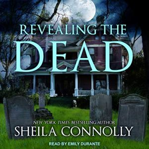 Revealing the Dead audiobook cover art